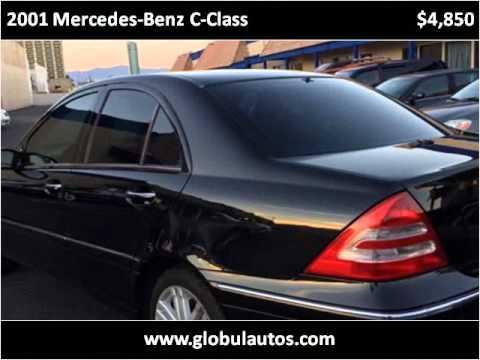 2001 Mercedes Benz C Class Used Cars Las Vegas NV