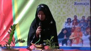 Ustazah Nur Wahidah, S.Pd.I Qari'ah Nasional