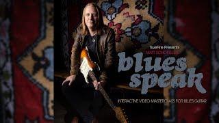 Matt Schofield's BluesSpeak - Intro - Guitar Lessons