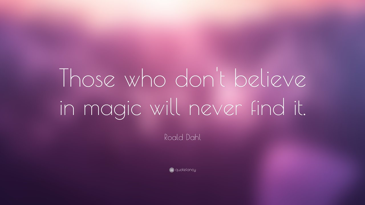 Top 20 Roald Dahl Quotes Youtube