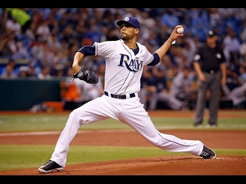 David Price 2012 Highlights