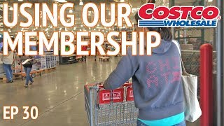 Yes, We Have a Costco Membership   Camper Van Life S1:E30