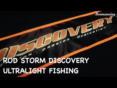 ROD STORM DISCOVERY | ULTRALIGHT | REVIEW