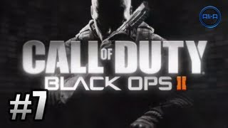"Call of Duty: Black Ops 2 Walkthrough Part 7 - Campaign Mission 5 Gameplay ""FALLEN ANGEL"" COD BO2"