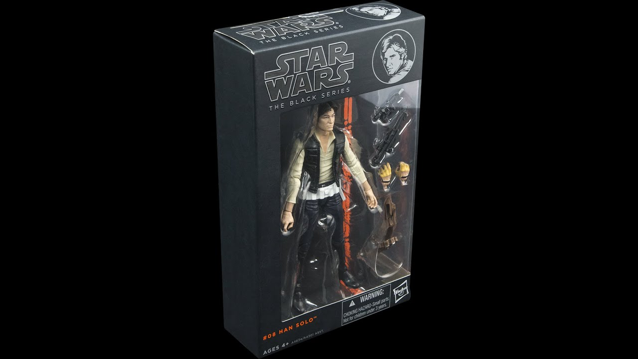 figurine star wars hasbro 15 cm