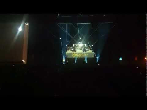 MODESTEP @ FM4 Frequency Festival 2012 - Nightpark
