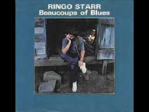 Ringo Starr - Beaucoups of Blues 1970