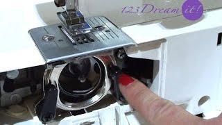 Mantenimiento Máquina de Coser Mecánica - Cangrejo Vertical