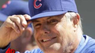 Lou Piniella Announces Retirement Plans