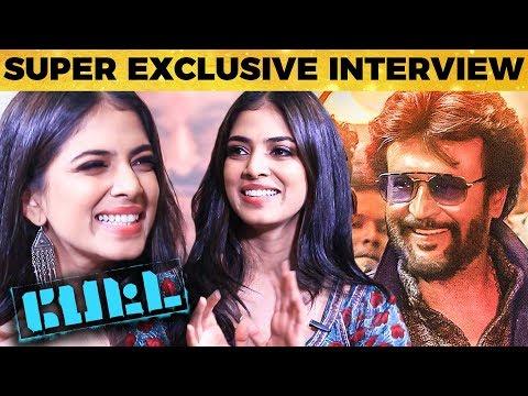 PETTA Intense Scene & Rajni's Reaction - Petta Actress Malavika Reveals Rajinikanth