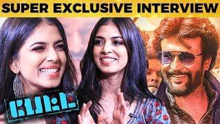 "PETTA: "" I irritated Rajini Sir Alot..""  - Actress Malavika Mohanan Fun Interview ! | MY404"