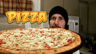How to make Pizza - Cooking with The Vegan Zombie