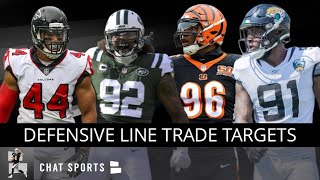 Raiders Trade Rumors: 5 Defensive Lineman Oakland Could Target Before 2019 NFL Trade Deadline