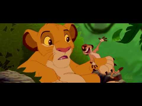 """The Lion King: """"Hakuna Matata"""" - The Best Philosophy Ever!"""