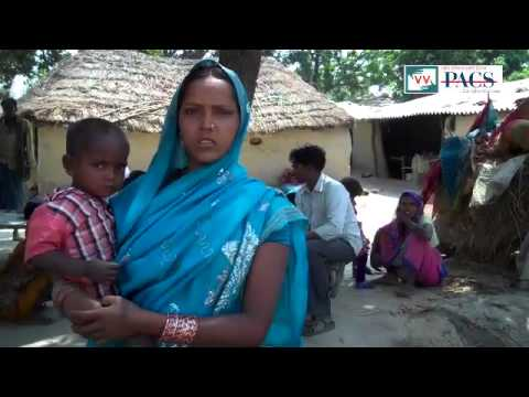 What is Rationed Food? Achalgarh, Uttar Pradesh - Video Volunteer Sanjay Kumar Reports