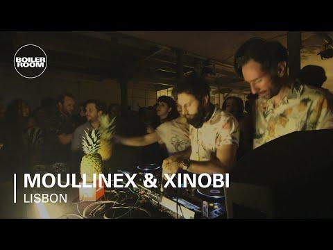 Moullinex & Xinobi RBMA x Boiler Room Lisbon DJ Set