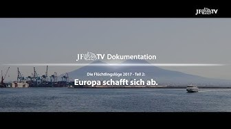 Europa schafft sich ab (JF-TV Dokumentation)