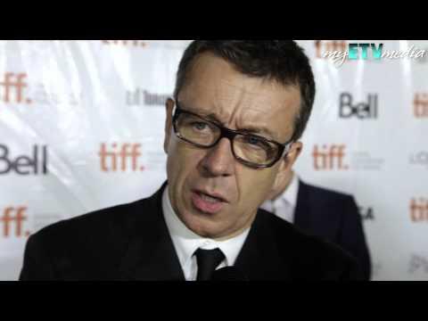 Peter Morgan on Rush (TIFF 2013)