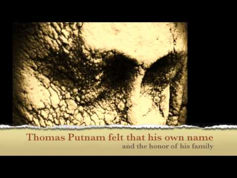 A Word About Thomas Putnam