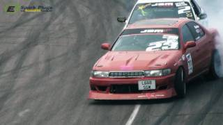 DRIFT BATTLE. Nissan PS13 VS Toyota Cresta