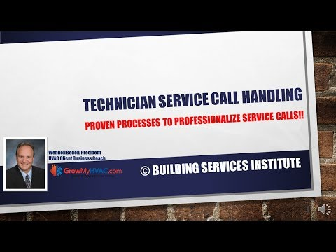RS 4 1 Technician Service Call Handling Soft Skills for Proper Customer Communications