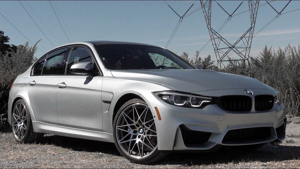 2018 bmw m3 review youtube. Black Bedroom Furniture Sets. Home Design Ideas