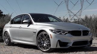 2018 BMW M3: Review
