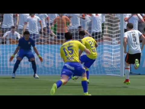 Mejores goles con jonathan viera fifa17