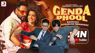 Baixar Koreans Reaction to GENDA PHOOL | Badshah | Jacqueline Fernandez