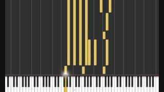 AIR - Tori No Uta (Re-Feel)   Piano Tutorial, 鳥の歌【ピアノ】