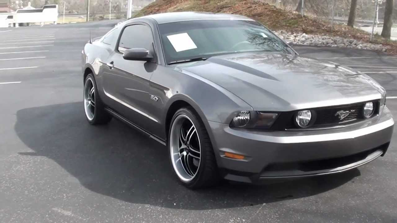 For sale 2011 ford mustang gt 5 0 1 owner 18k miles stk p6085 www lcford youtube