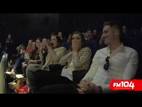 Thumbnail: Ed Sheeran surprises Irish fans in cinema ahead of sold-out Dublin gigs!