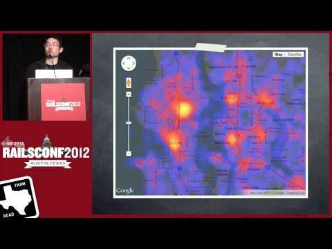 Rails Conf 2012 Getting Down To Earth: Geospatial Analysis With Rails by Daniel Azuma
