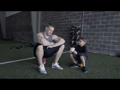 JJ Watt Takes On A 7-Year-Old