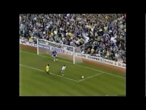Tottenham Hotspur Vs Hartlepool United Rumbelows Cup 2nd Round, 1st Leg 1990/91