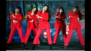 """Anything"" cover ""UP&DOWN+I LOVE YOU"" (EXID) @ ""Halloween Co…"
