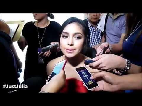 Julia Barretto reacts to comparison with Liza Soberano