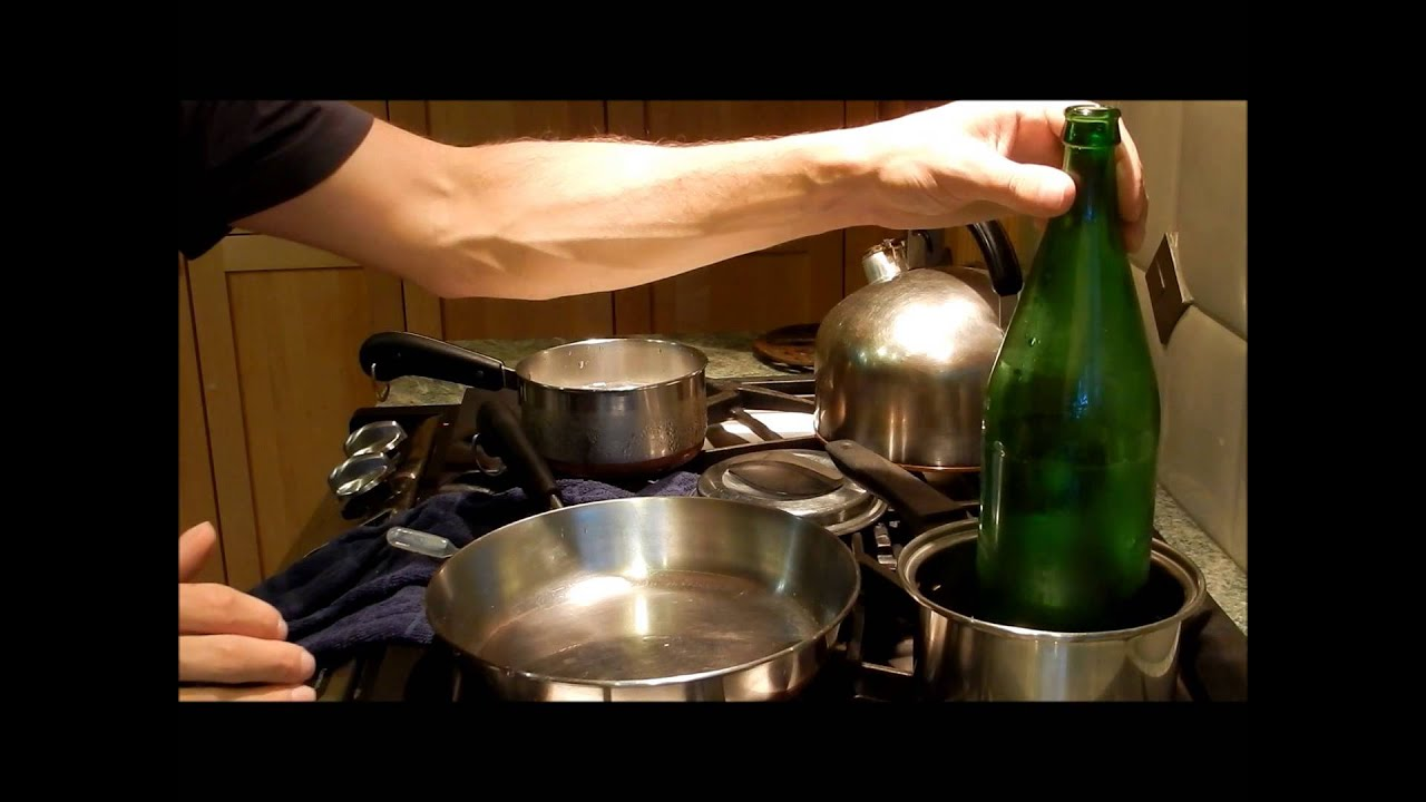 Making Wine Bottle Lights Making Glass Bottle Pendant Lights Youtube