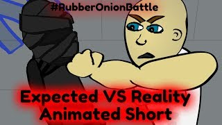 Expected VS Reality - Animated Short - People Cat People