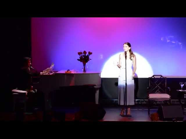 Sutton Foster with Seth Rudetsky - Provincetown, MA - July 3rd, 2015 (1/2)