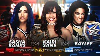 WWE SURVIVOR SERIES 2019 REMAKE (PSD/PARTES) By MonsterDesigns