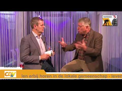 VASTGOED-Tv praat met minister Jo Vandeurzen