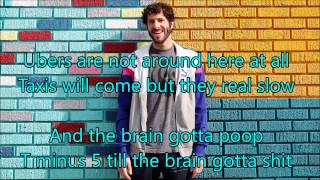 Lil Dicky - Pillow Talking [LYRICS]