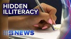Literacy rates drop in Australian school students | Nine News Australia