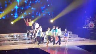 Glee Live Tour 2011- Loser Like Me - London O2 Arena