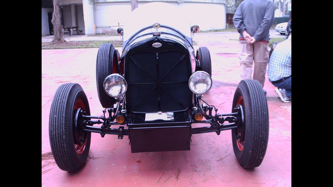 1929 ford model a speedster blk silversprings010916 youtube. Black Bedroom Furniture Sets. Home Design Ideas