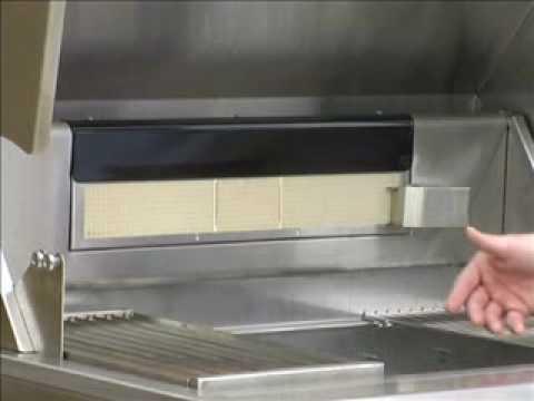 OCI Gas Grill Rotisserie Video
