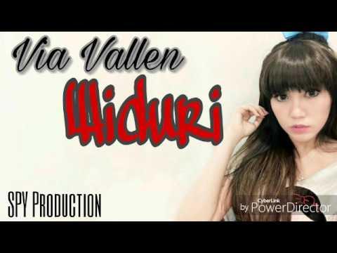 Via Vallen - Widuri (Full Lyrics Video)
