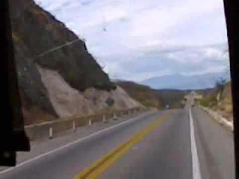 Autopista Tlaxiaco - Ciudad de México