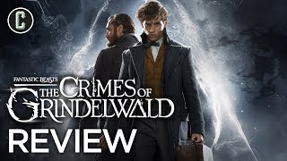 Fantastic Beasts: The Crimes of Grindelwald Movie Review - Does the Magic Continue?